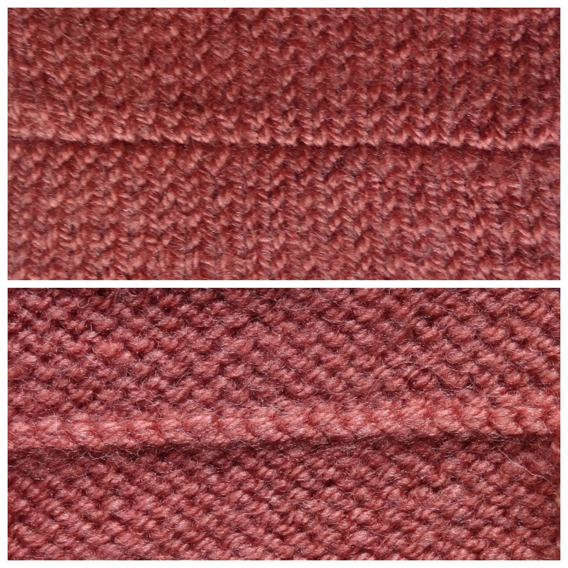 Knitting Stitches 3 Needle Bind Off : C&G Hand Knit Textiles   Module 3