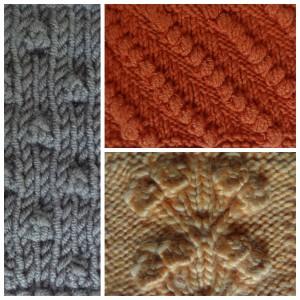 Raised Patterns