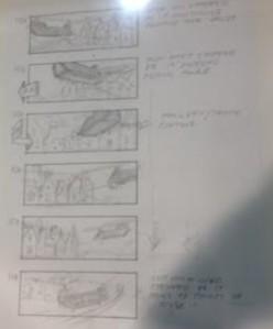 Skyfall Storyboard