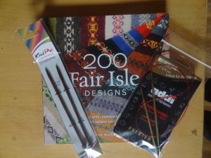 Fair Isle Book