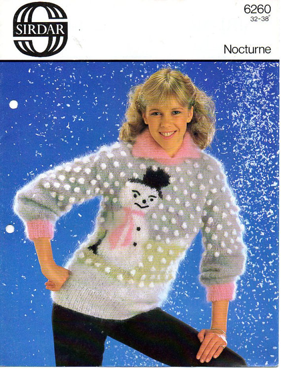 Knitting Pattern Christmas Jumper : Christmas knitting