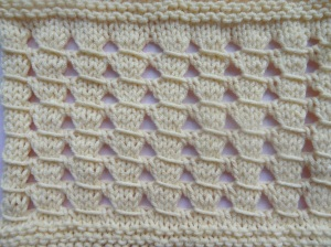 Mrs Hunters Stitch Pattern