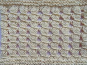 Mrs Hunters Stitch Pattern