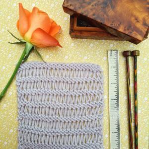 Long Garter Stitch