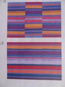 Stripe sequences