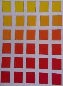 Tertiary Colours