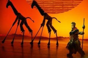 Lion King Giraffes