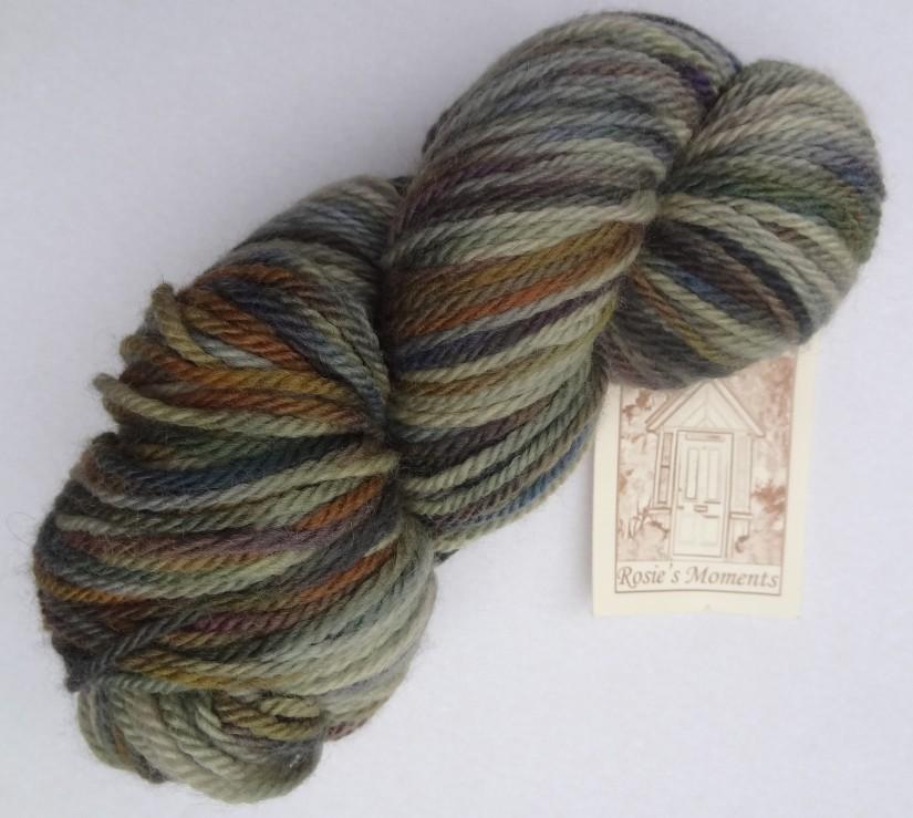 Aran sock yarn