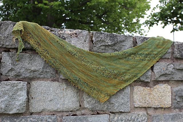 Nirmilintu shawl