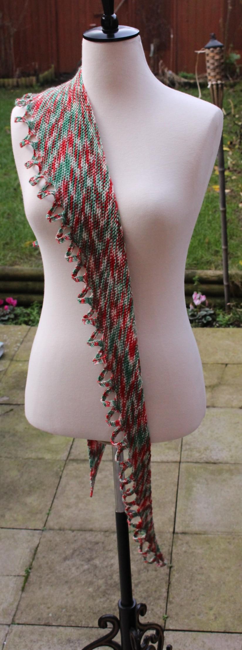 Miss Winkle scarf