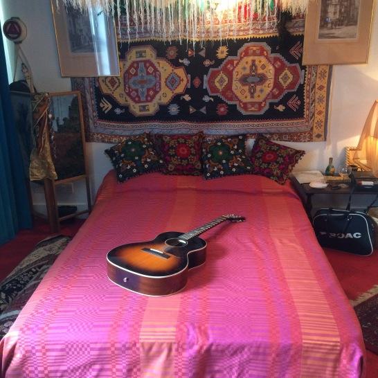 Hendrix's bedroom