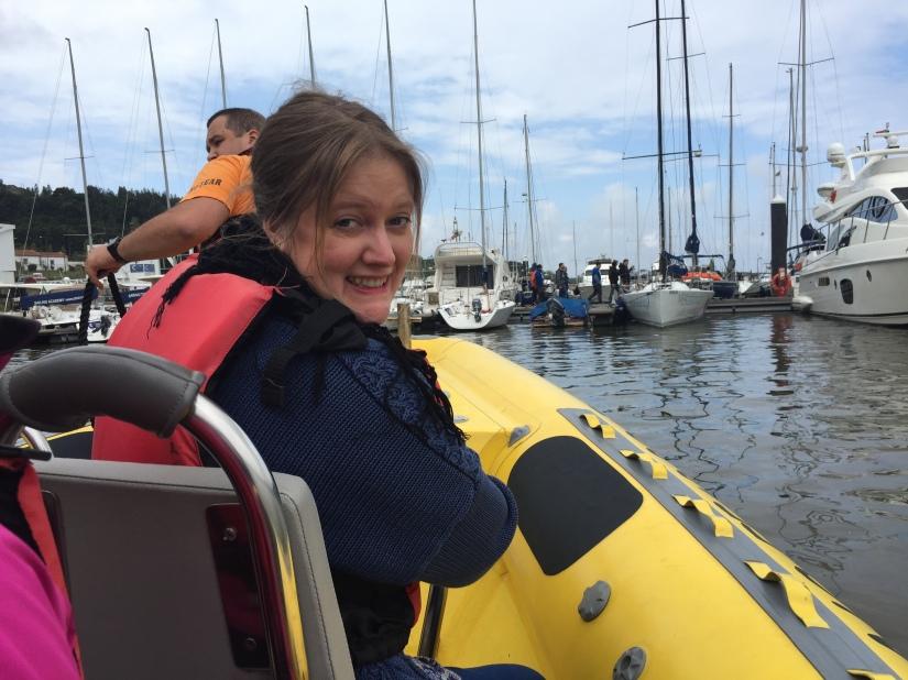 Porto Rib Boat