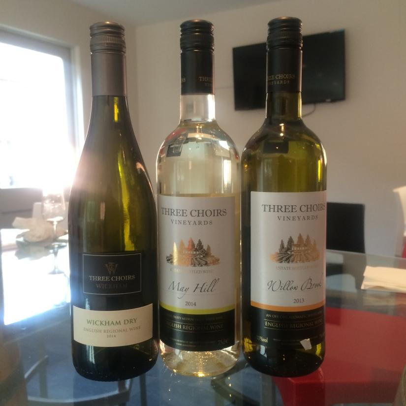 Three Chiors Vineyard
